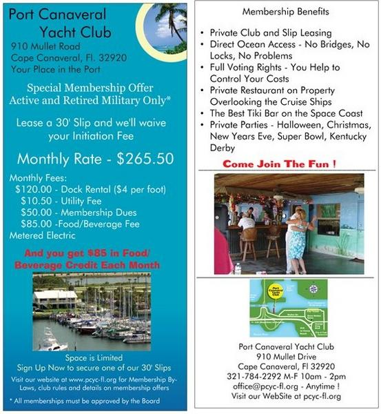 Port Canaveral Yacht Club - Florida-military.jpg